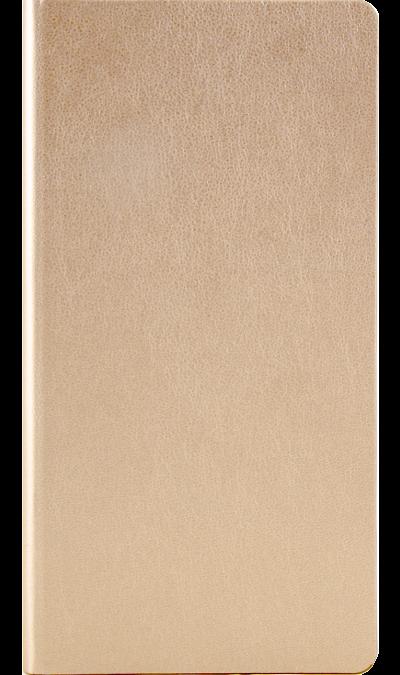 Miracase Чехол-книжка Miracase 8129 для Xiaomi Note 4, полиуретан, золотистый