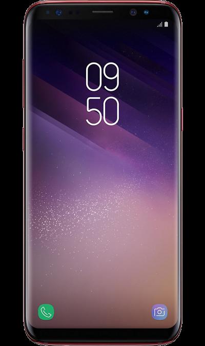 Samsung Samsung Galaxy S8 Red (королевский рубин) цена