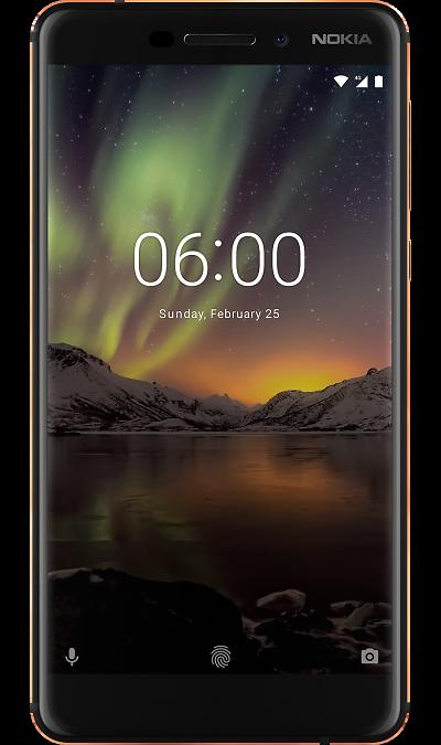 Nokia 6.1 BlackСмартфоны<br>2G, 3G, 4G, Wi-Fi; ОС Android; Камера 16 Mpix, AF; Разъем для карт памяти; MP3, FM,  GPS / ГЛОНАСС<br><br>Colour: Черный