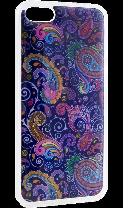 Чехол-крышка Ice Twice для Apple iPhone 5/5s, силикон, огурцыЧехлы и сумочки<br>Чехол поможет не только защитить ваш для Apple iPhone 5/5s от повреждений, но и сделает обращение с ним более удобным, а сам аппарат будет выглядеть еще более элегантным.<br><br>Colour: Разноцветный