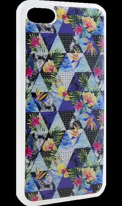 Ice Twice Чехол-крышка Ice Twice для Apple iPhone 7/8, силикон, абстракция twice