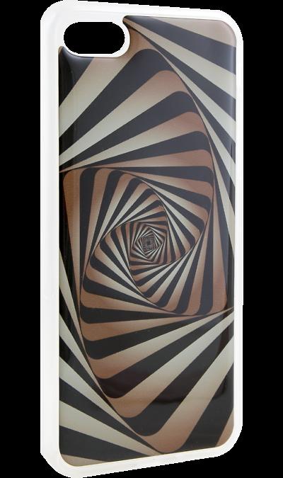 Ice Twice Чехол-крышка Ice Twice для Apple iPhone 7/8, силикон, геометрия twice