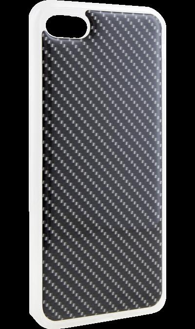 Ice Twice Чехол-крышка Ice Twice для Apple iPhone 7/8, силикон, карбон twice
