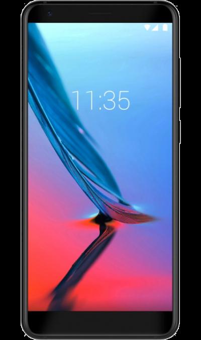 ZTE Blade V9Смартфоны<br>2G, 3G, 4G, Wi-Fi; ОС Android; Дисплей сенсорный емкостный 16,7 млн цв. 5.7; Камера 16 Mpix, AF; Разъем для карт памяти; MP3, FM,  GPS / ГЛОНАСС; Время работы 200 ч. / 8.0 ч.; Вес 140 г.<br><br>Colour: Черный