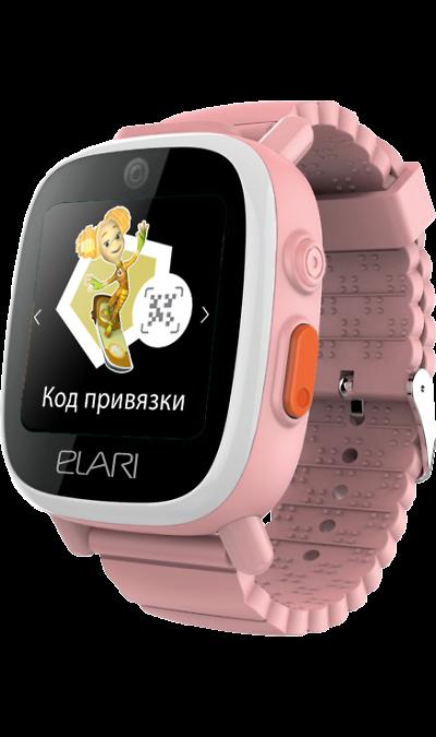 Elari Часы Elari Fixitime 3 Pink (Розовый) сотовый телефон elari cardphone black