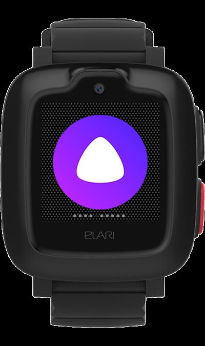 Часы Elari KidPhone 3G Черные фото