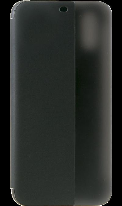 Чехол-книжка Huawei для P20 Lite, полиуретан, черный фото