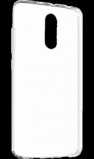 Inter-Step Чехол-крышка Inter-Step iBox Crystal для Xiaomi Note 4, силикон, прозрачный inter step зарядное устройство автомобильное inter step 4 2a microusb