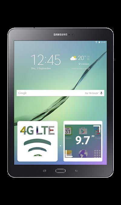 Samsung Samsung Galaxy Tab S2 9.7 T819 Black fender deluxe strat pf blk