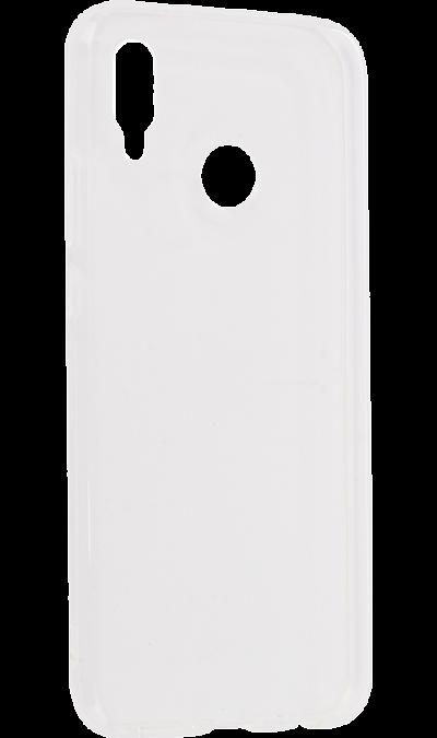 цена на Inter-Step Чехол-крышка Inter-Step Huawei P20 Lite, силикон, прозрачный