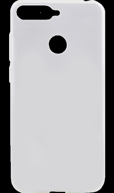 Чехол-крышка Inter-Step для Huawei Y6 Prime 2018, силикон, прозрачный