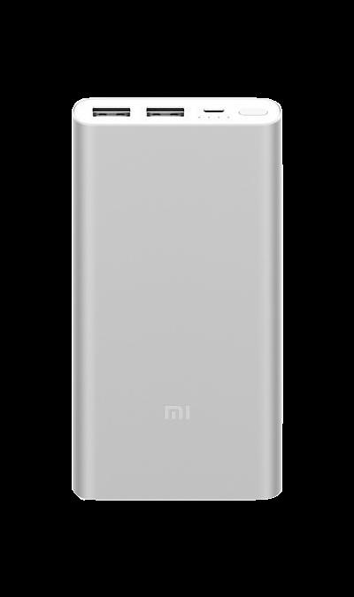 Xiaomi Аккумулятор   2S PLM09ZM, Li-Ion, 10000 мАч, серебристый (портативный)