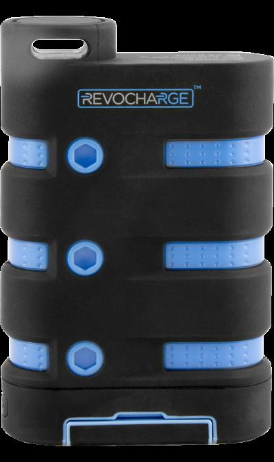 Аккумулятор Revocharge, Li-Ion, 10000 мАч, черный