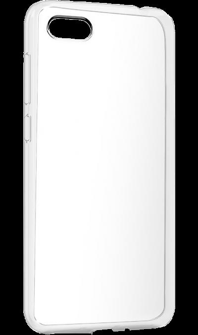 New Level Чехол-крышка New Level для Huawei Y5 (2018), силикон, прозрачный jane eyre level 5 cd