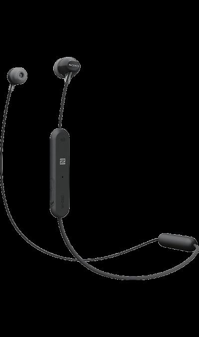 Bluetooth-гарнитура Sony WI-C300 (черная)