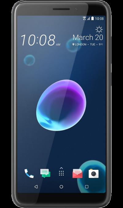 HTC Смартфон  Desire 12 3/32GB Cool Black