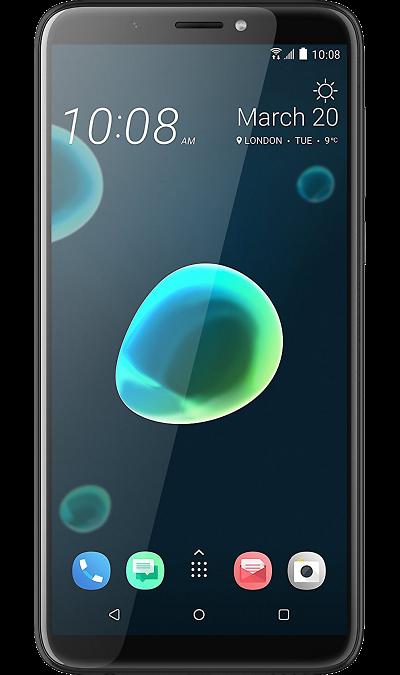 HTC Смартфон  Desire 12+ Cool Black