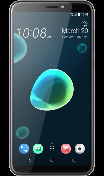 HTC Смартфон  Desire 12+ Warm Silver