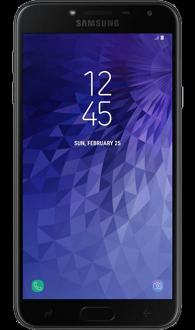 Samsung Смартфон Samsung Galaxy J4 (2018) 32GB Black (черный) смартфон