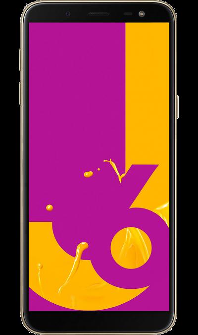Samsung Смартфон  Galaxy J6 (2018) 32GB Gold (золотой)