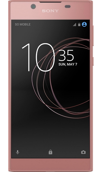 Sony Смартфон Sony Xperia L1 Pink (розовый) смартфон sony xperia l1