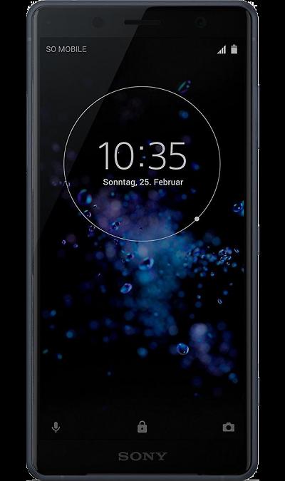 Sony Смартфон Sony Xperia XZ2 Compact Black (черный) смартфон sony xperia x compact f5321 4g 32gb black