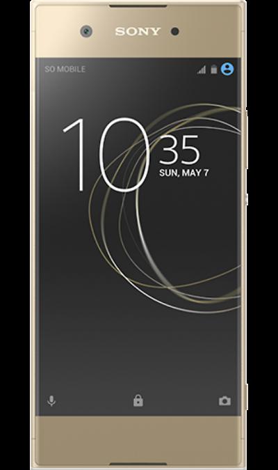 Sony Смартфон Sony Xperia XA1 Dual (золотой) мобильный телефон sony xperia z l36h c6603 5 0 13 1mp 2 16 android original unlocked sony xperia z l36h lt36h l36i c6603