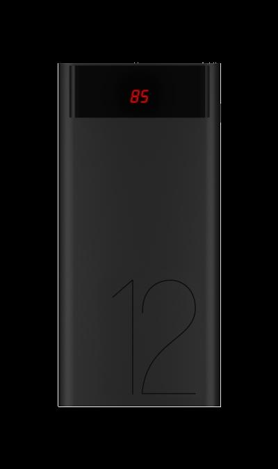 Аккумулятор Takeit, Li-Pol, 12000 мАч, черный (портативный)