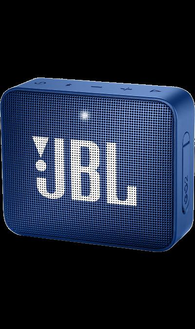 JBL JBL GO 2 Blue jbl go blue