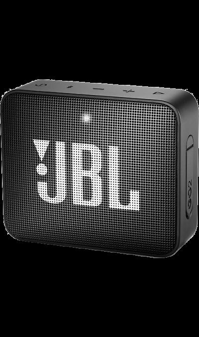 JBL GO 2 Black фото
