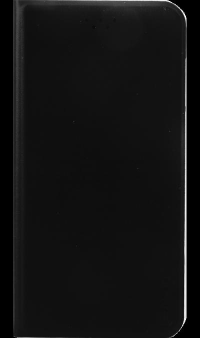 Чехол-книжка Anycase для Huawei Y5 (2018), кожзам, черный