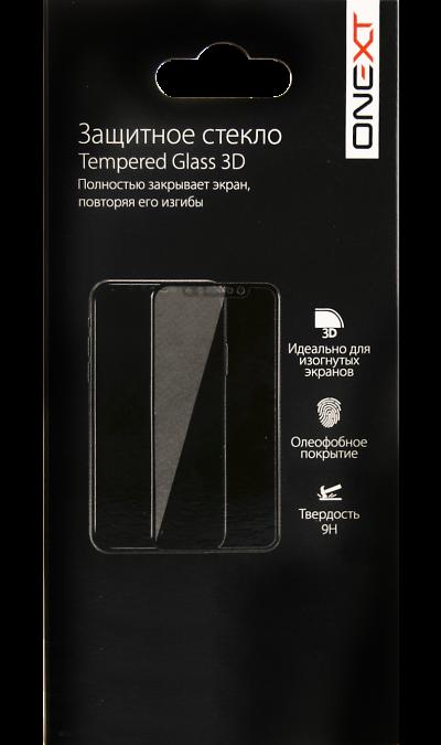 Защитное стекло One-XT для iPhone 7 3D Full Glue (белое) фото
