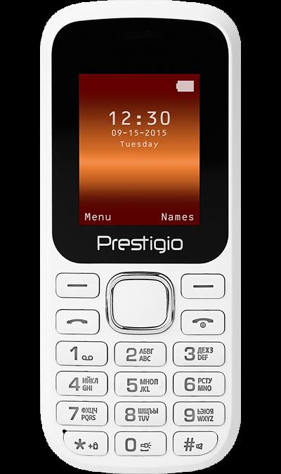 Prestigio Телефон Prestigio Wize F1 White