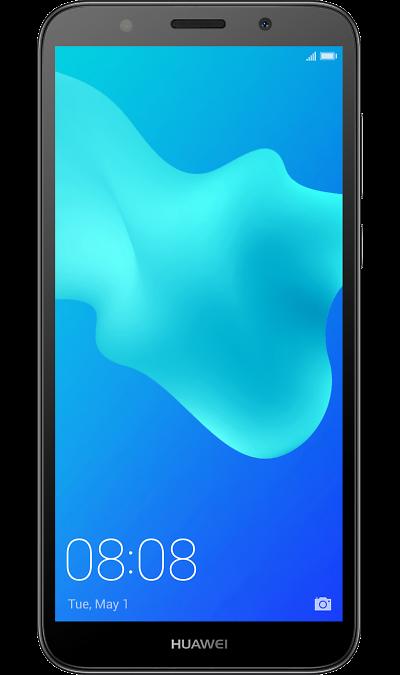 Huawei Y5 Prime (2018) Черный фото