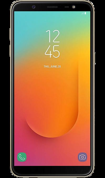 Samsung Смартфон Samsung Galaxy J8 (2018) 32GB Gold (золотой) смартфон