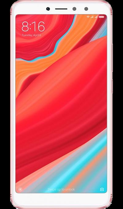 Xiaomi Смартфон  Redmi S2 3/32GB Rose Gold (розовое золото)