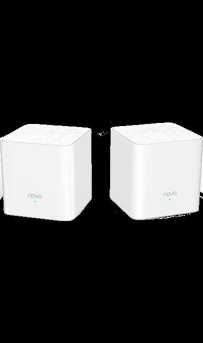 Mesh-система Tenda Nova MW3-2 AC1200 (белый)