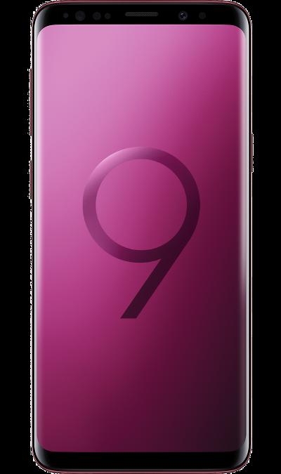 Samsung Смартфон  Galaxy S9+ 64GB (Бургунди)