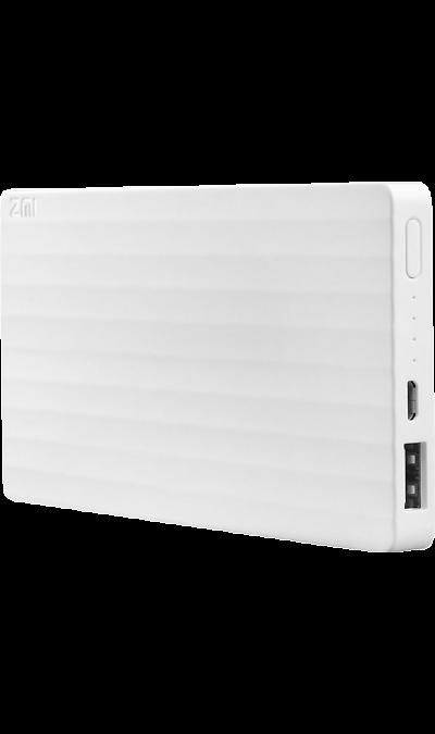 Аккумулятор Xiaomi, Li-Pol, 10000 мАч, белый (портативный)