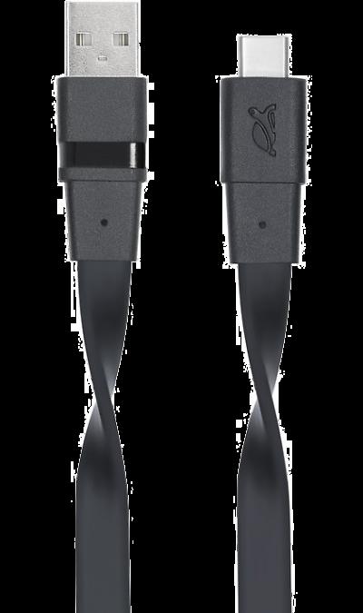 RIVACASE Кабель RIVACASE Type-C 3.0 (черный) кабель