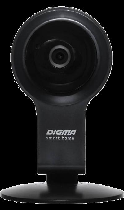 IP-камера Digma DiVision 100 (черная)