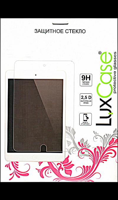 Защитное стекло LuxCase для Galaxy Tab A 8.0 (черная рамка)  - купить со скидкой