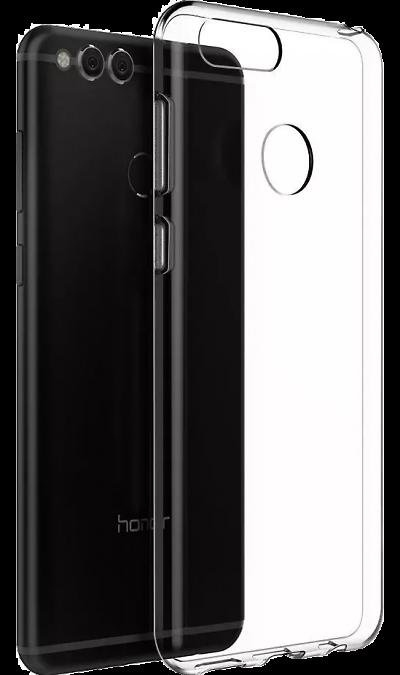 Чехол-крышка Gresso для Honor 7X, силикон, прозрачный фото