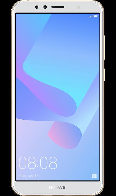 Смартфон Huawei Y6 Prime (2018) 16GB Gold (золотой)