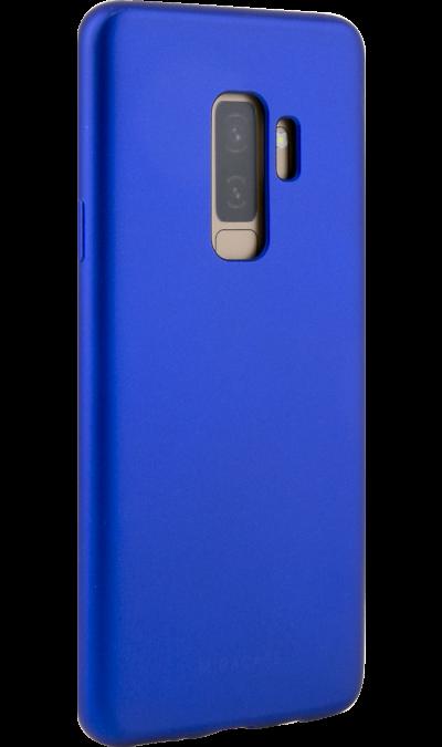 Чехол-крышка Miracase 8019 для Samsung Galaxy S9+, полиуретан, синий фото