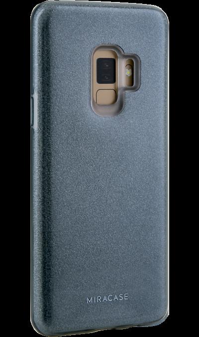 Чехол-крышка Miracase 8825 для Samsung Galaxy S9, полиуретан, серый фото