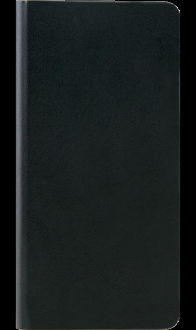 Чехол-книжка Miracase MP-8129 для Samsung Galaxy A8+, полиуретан, черный фото