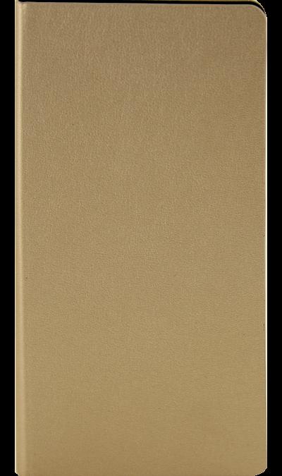 Чехол-книжка Miracase 8129 для Samsung Galaxy A8+, полиуретан, золотистый фото
