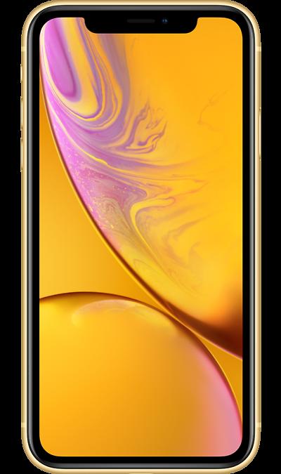 Apple iPhone XR 64GB Yellow фото