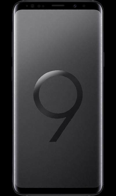 Смартфон Samsung Galaxy S9+ 256GB (Черный бриллиант)